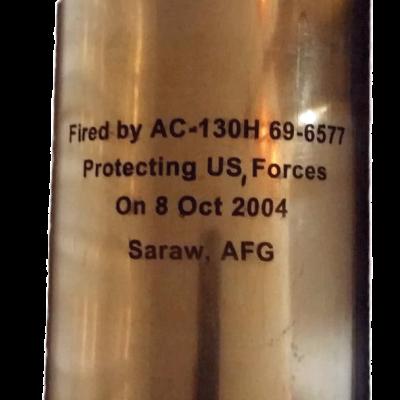 Laser engraving on brass