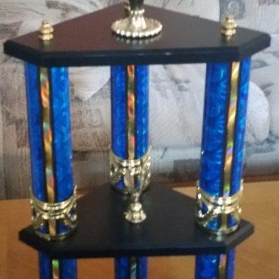 Custom built trophies